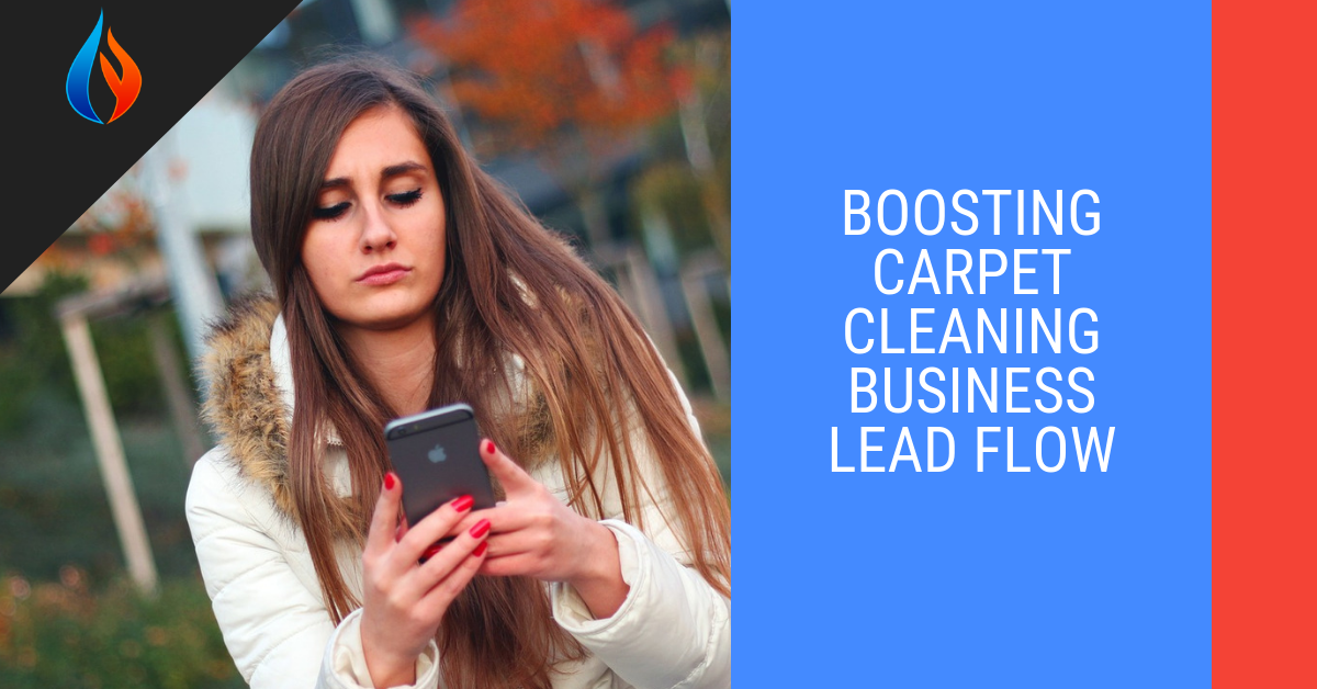 Carpet Cleaning: How to boost lead flow with online reviews